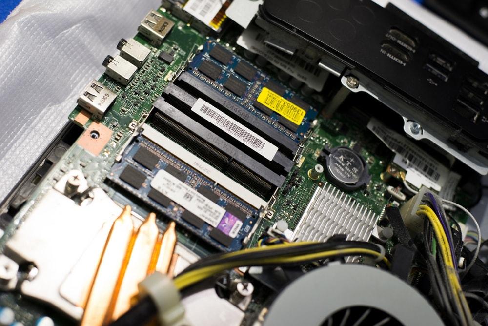 Чистка моноблока Lenovo
