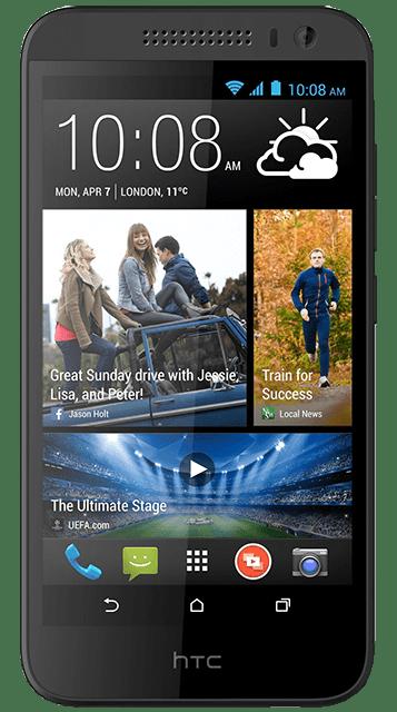 Ремонт телефонов HTC Desire616