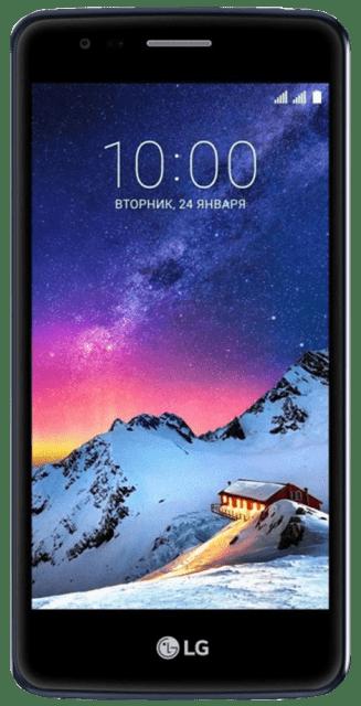 Ремонт LG K8 2017