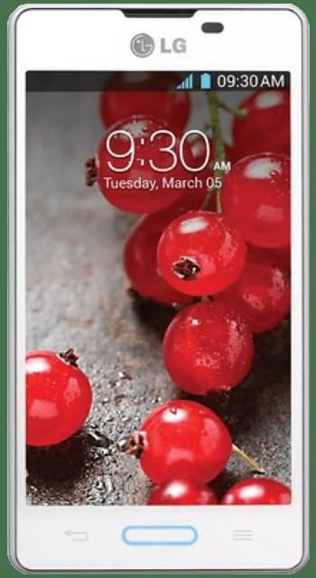 Ремонт LG Optimus L5 II