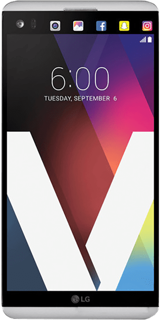 Ремонт LG V20