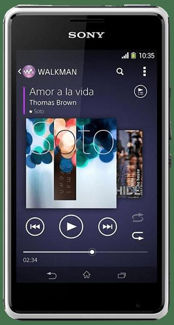 Ремонт Sony XperiaE1