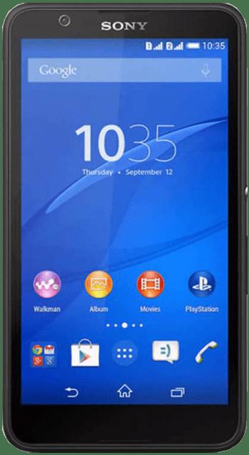 Ремонт Sony Xperia E4-min