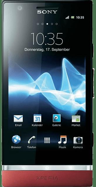 Ремонт Sony Xperia P