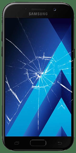 Замена стекла Samsung A5 2017
