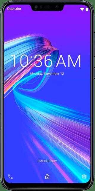 Ремонт телефона ASUS ZenFone Max M2