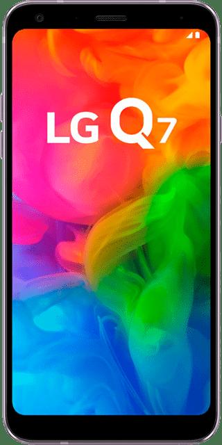 Ремонт телефона LG Q7