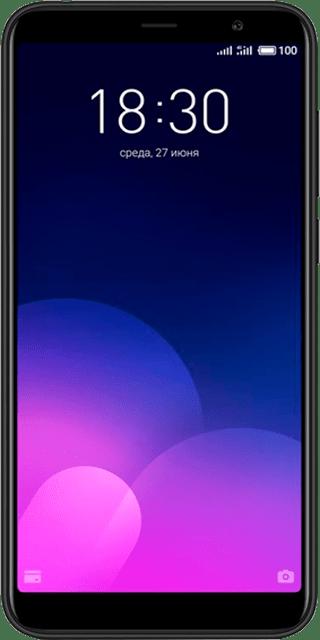 Ремонт телефона Meizu M6T