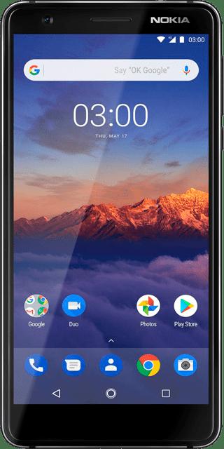 Ремонт телефона Nokia 3.1