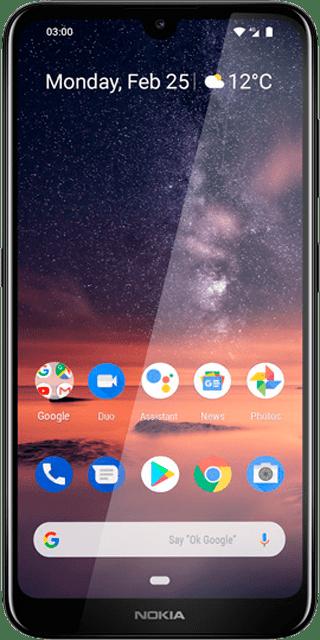 Ремонт телефона Nokia 3.2