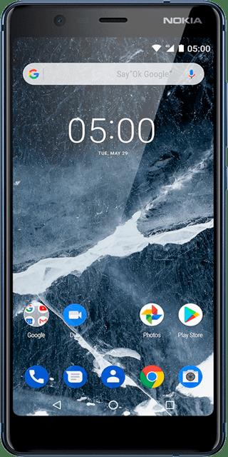 Ремонт телефона Nokia 5.1