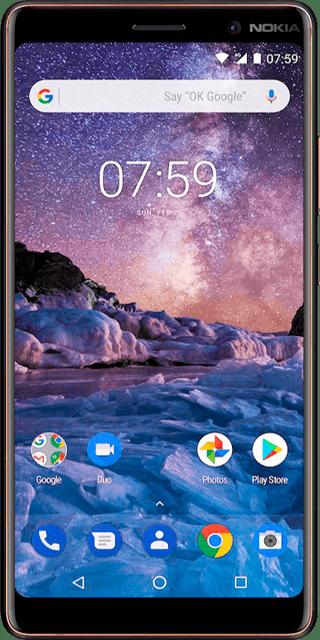 Ремонт телефона Nokia 7 Plus