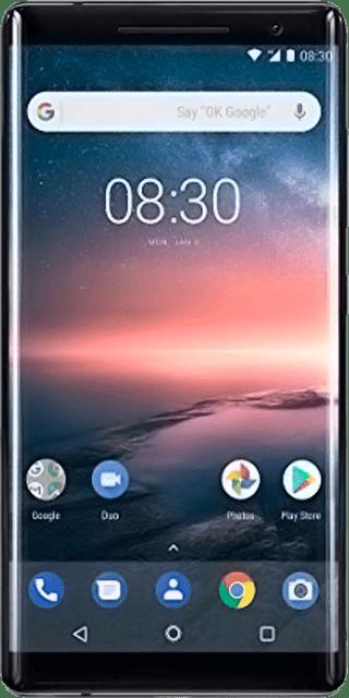 Ремонт телефона Nokia 8 Sirocco