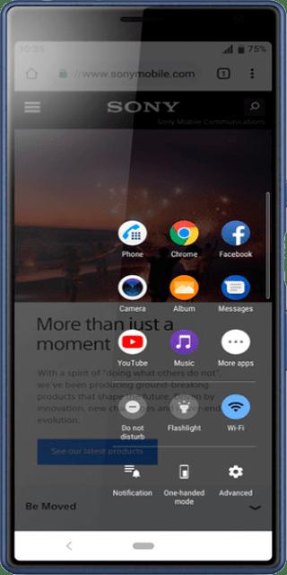 Ремонт телефона Sony Xperia 10 Plus