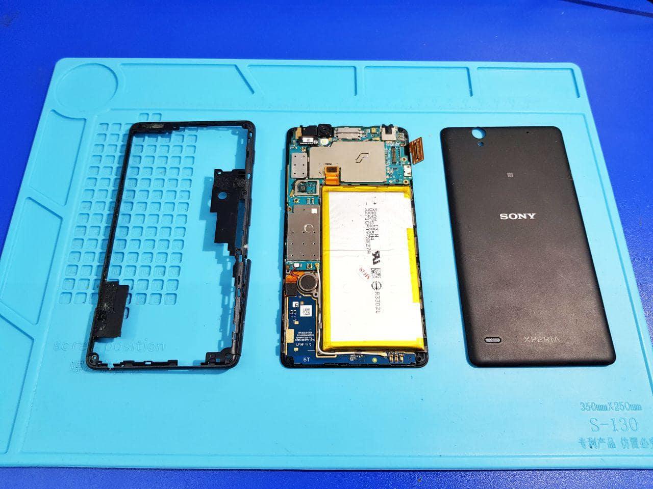 Ремонт телефона Sony Xperia C4